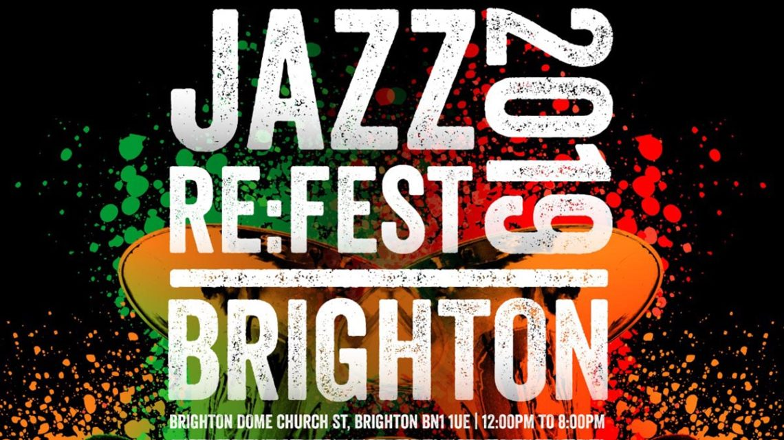 www.thewickedsound.com Jazz Re Fest Brighton Dome 27.07.2019