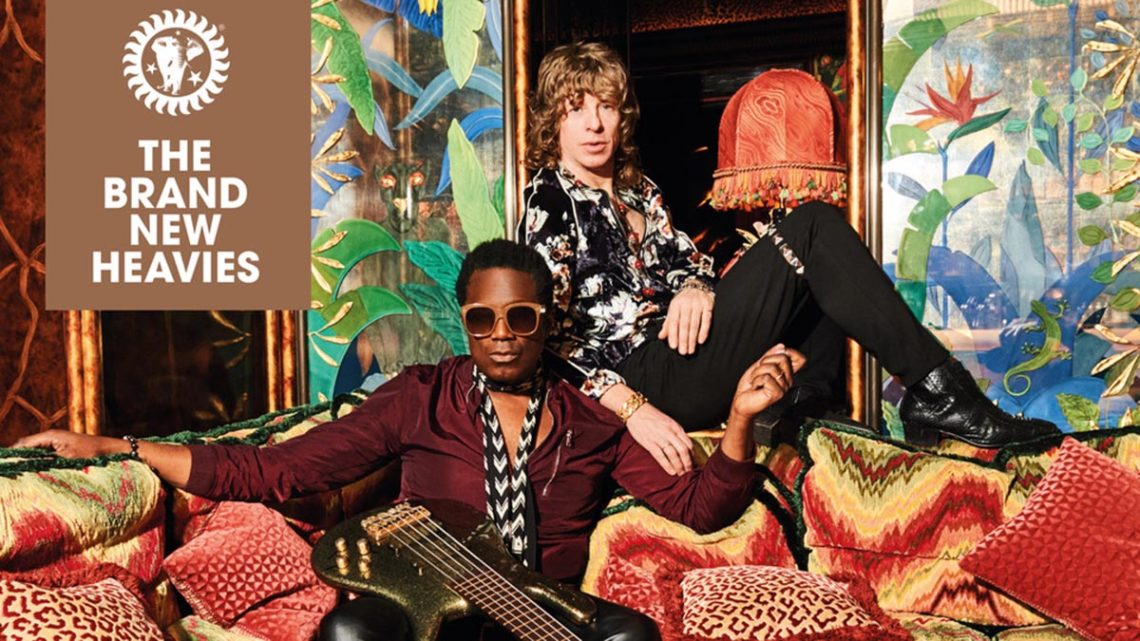www.thewickedsound.com The Brand New Heavies TBNH These Walls