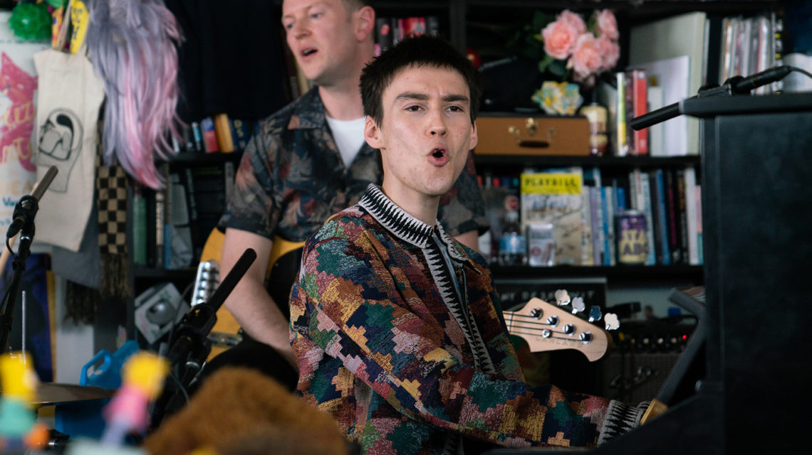 www.thewickedsound.com Jacob Collier Tiny Desk