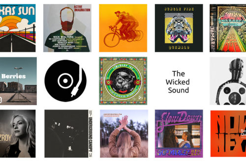 The Wicked Sound Playlist 2020.01.4 cover Jazz Funk Soul Reggae Beats