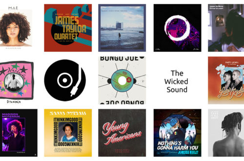The Wicked Sound Playlist 2020.02.3 covers Jazz Funk Soul Beats