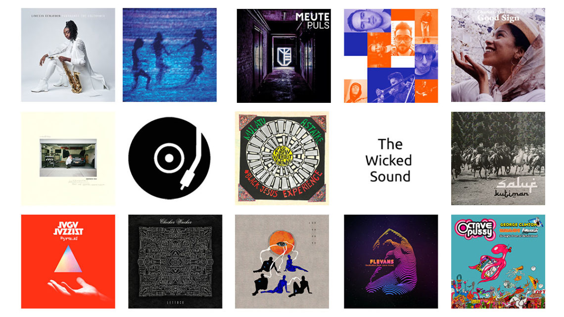 The Wicked Sound Playlist 2020.03.1 cover Jazz Funk Soul Beats