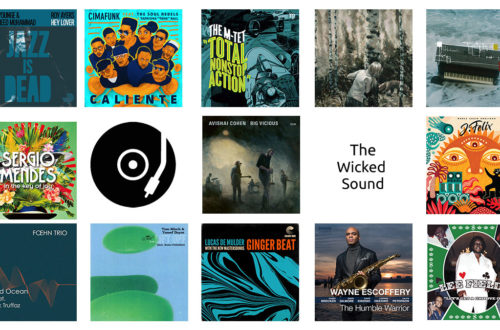The Wicked Sound Playlist 2020.03.3 cover Jazz Funk Soul Beats