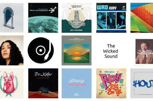 The Wicked Sound Playlist 2020.04.2 cover Jazz Funk Soul Beats