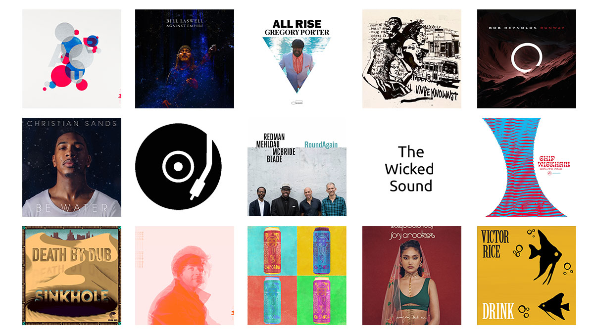 The Wicked Sound Playlist 2020.04.3 cover Jazz Funk Soul Beats