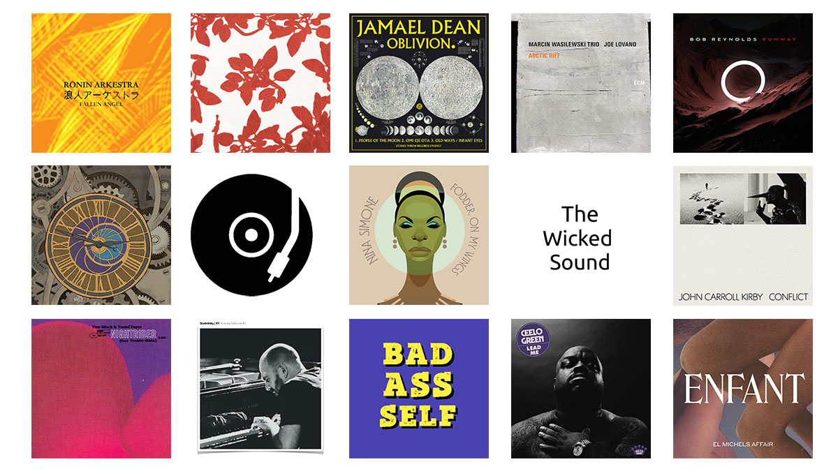 The Wicked Sound Playlist 2020.04.4 cover Jazz Funk Soul Beats