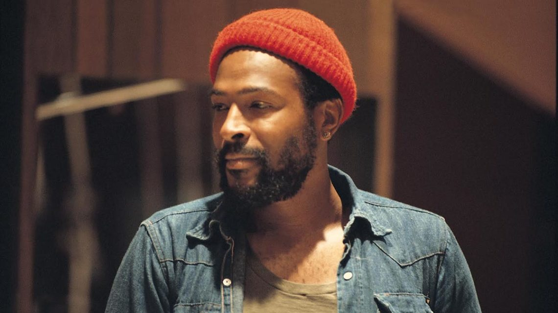 www.thewickedsound.com Marvin Gaye.
