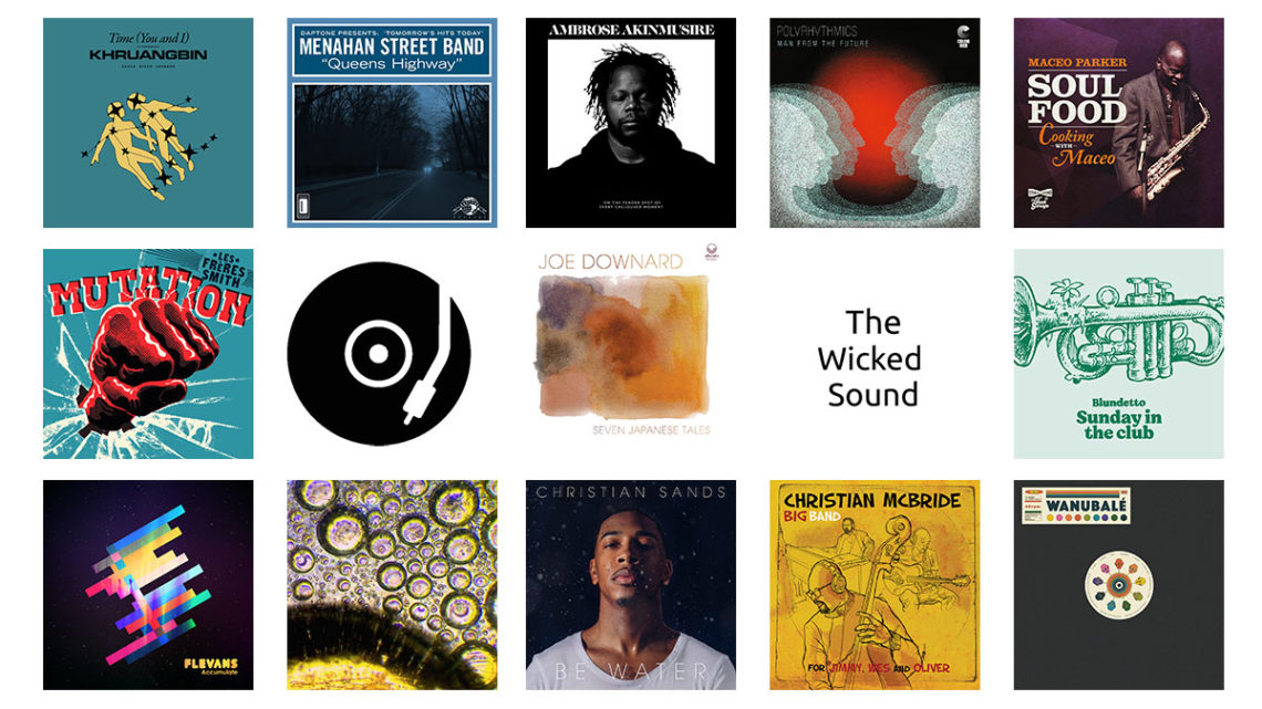 he-Wicked-Sound-Playlist-2020.05.2 Jazz Funk Soul Beats