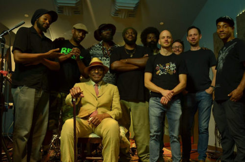 "Archie Shepp, Raw Poetic, and Damu The Fudgemunk joined forces on the album ""Ocean Bridges"""