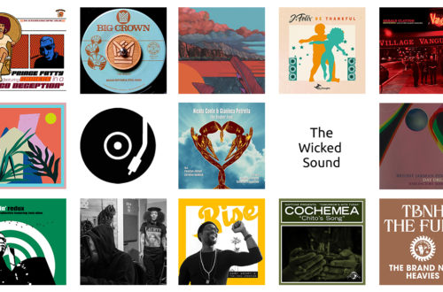 The Wicked Sound Playlist 2020.06.2 cover Jazz Funk Soul Beats