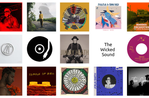 The Wicked Sound Playlist 2020.06.3 cover Jazz Funk Soul Beats