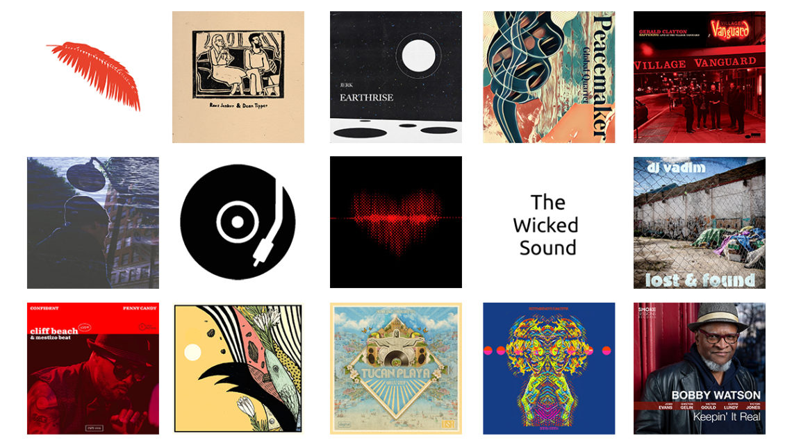 The Wicked Sound Playlist 2020.07.2 cover Jazz Funk Soul Beats