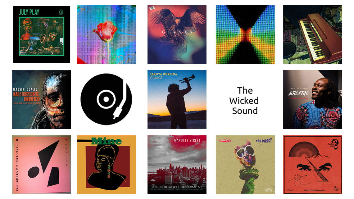 The Wicked Sound Playlist 2020.07.4 cover Jazz Funk Soul Beats