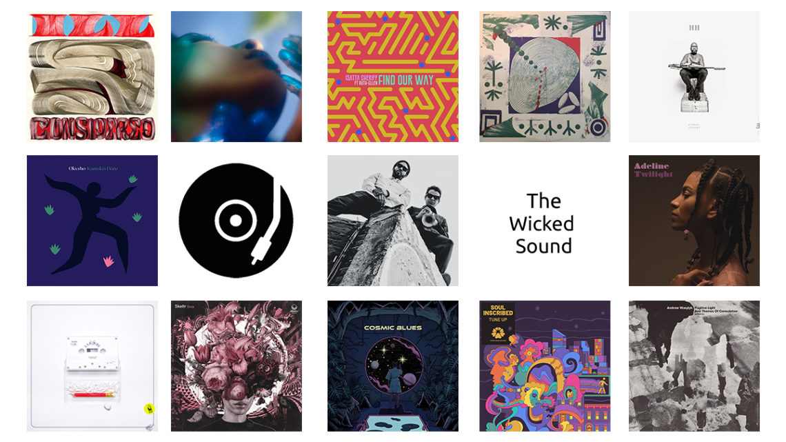 The Wicked Sound Playlist 2020.09.3 cover Jazz Soul Funk Beats