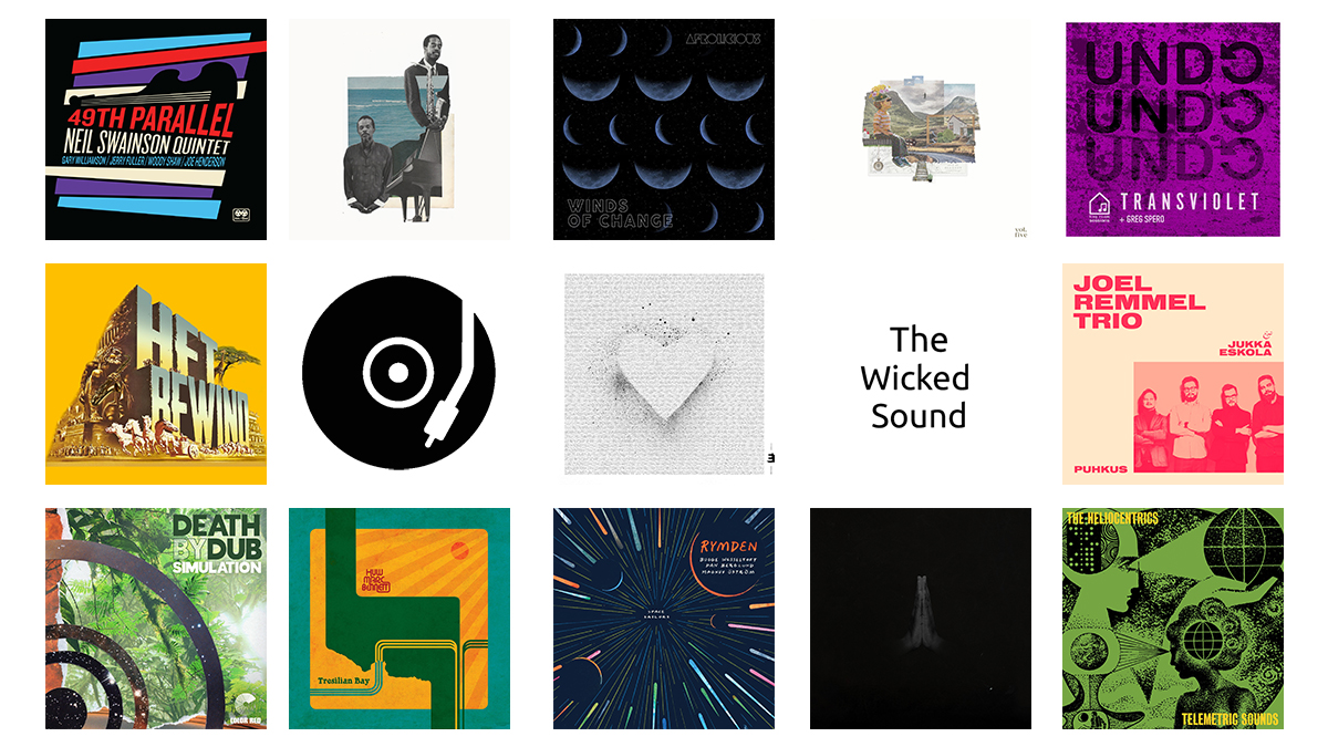 The Wicked Sound Playlist 2020.09.4 cover Jazz Soul Funk Beats