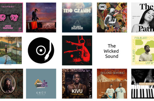 The Wicked Sound Playlist 2020.10.3 cover Jazz Funk Soul Beats