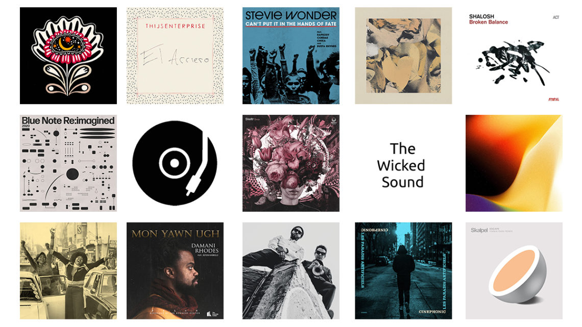 The Wicked Sound Playlist 2020.10.4 cover Jazz Funk Soul Beats