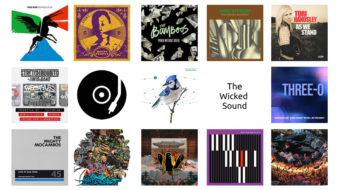 The Wicked Sound Playlist 2020.11.1 cover Jazz Funk Soul Beats