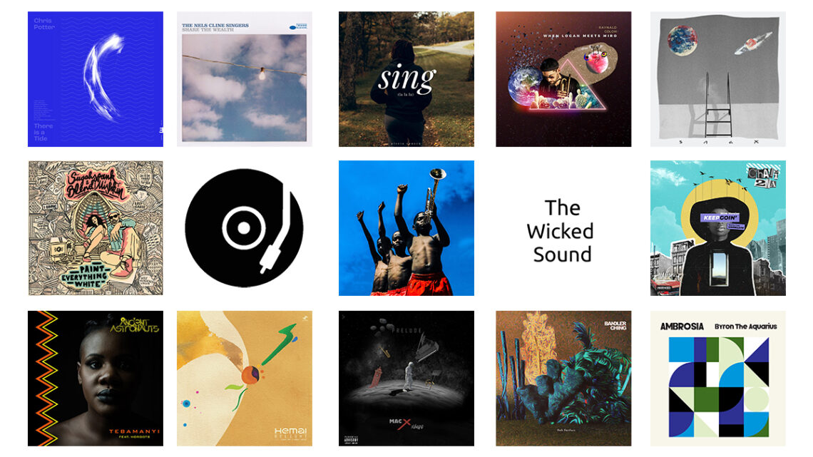 The Wicked Sound Playlist 2020.11.3 cover Jazz Funk Soul Beats