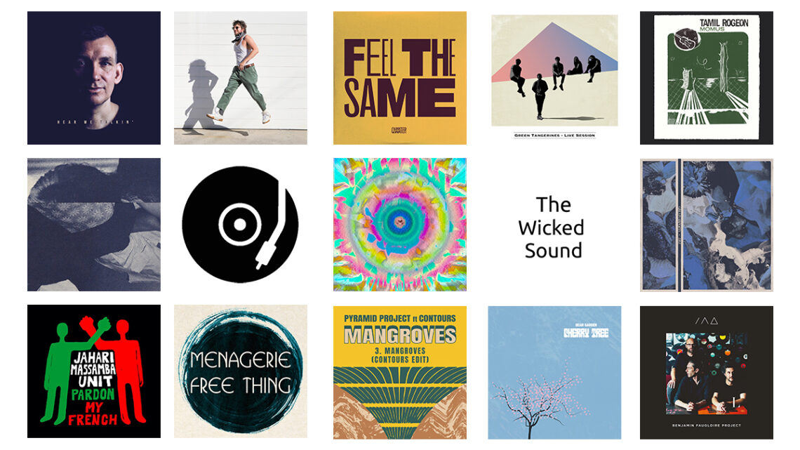 The Wicked Sound Playlist 2020.12.1 cover Jazz Funk Soul Beats