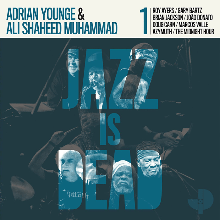 www.thewickedsound.com Adrian Younge and Ali Shaheed Muhammad Jazz Is Dead.
