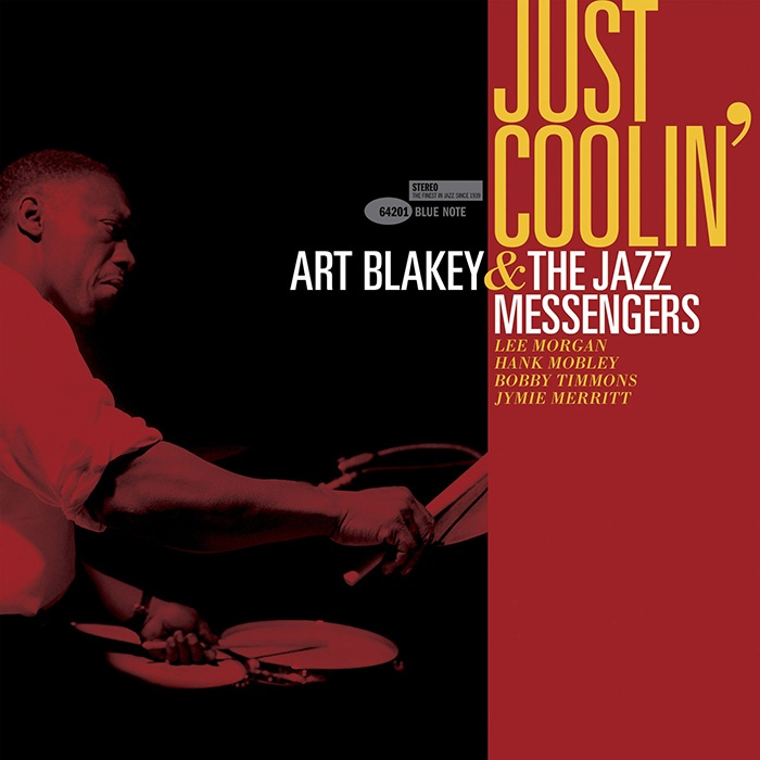 www.thewickedsound.com-Art-Blakey-the-Jazz-Messengers-Just-Coolin'-Blue-Note