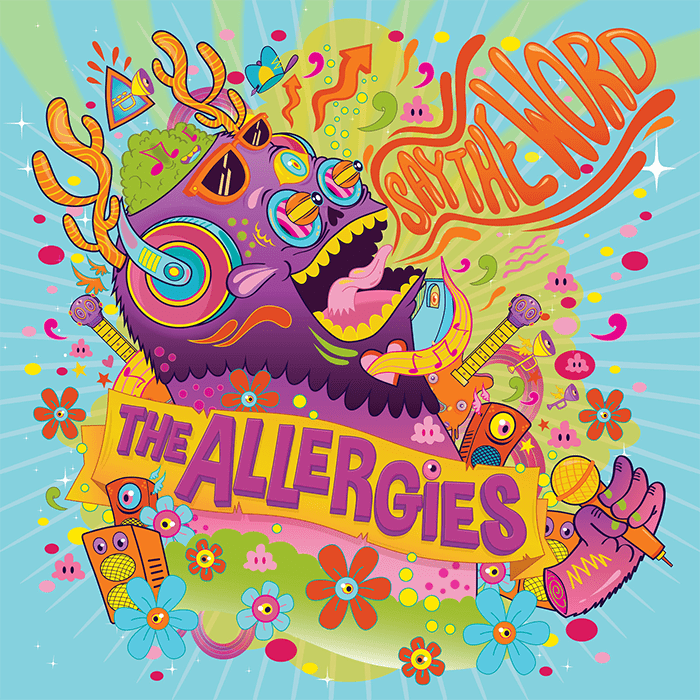 www.thewickedsound.com The Allergies Say The Word