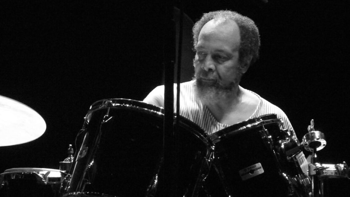 www.thewickedsound.com Milford Graves Dialogue of the Drums free jazz drummer